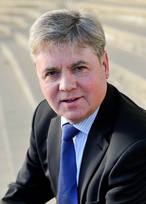 Mark Burke, partner for public sector advisory at Grant Thornton in Yorkshire and the North East
