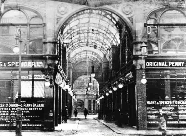 Leeds Cross Arcade - 350 res