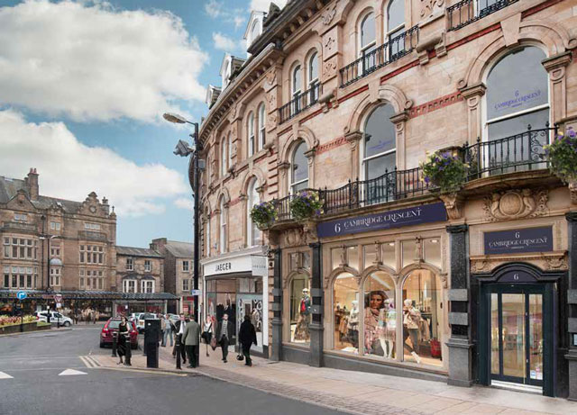 6 Cambridge Crescent, Harrogate acquired by Lateral Property Group