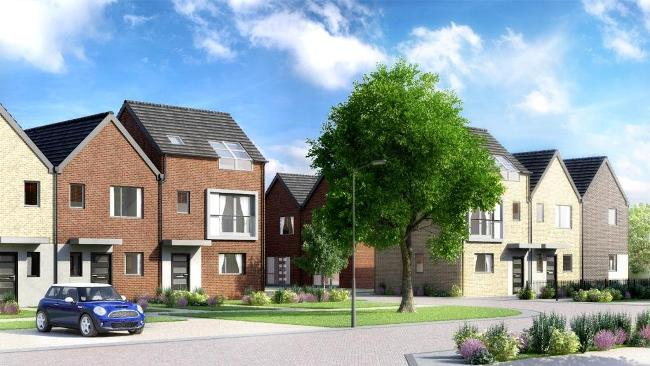 The Gables - Doncaster CGI - June 2013