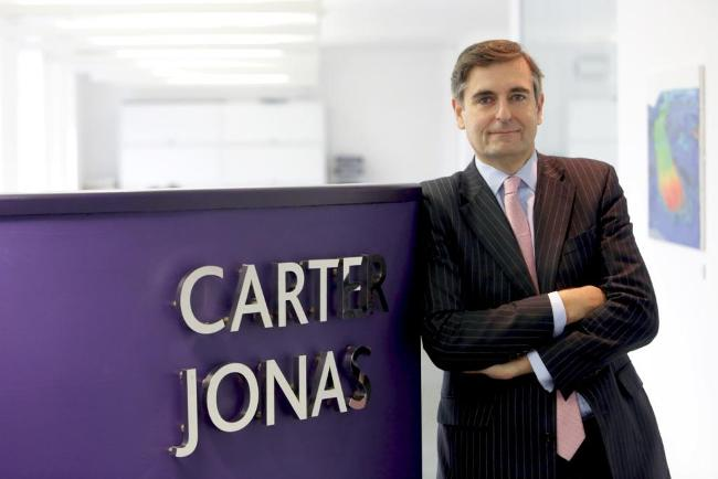 Mark Granger Chief Executive of Carter Jonas