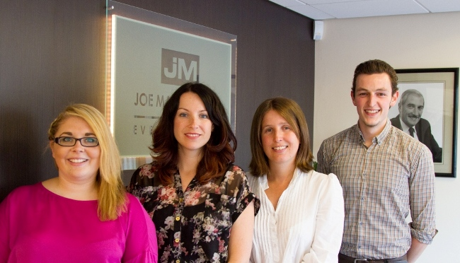 Joe Manby Ltd strengthens team 3