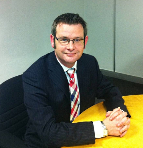 Kevin Edwards, Sales Director, Claritas Solutions