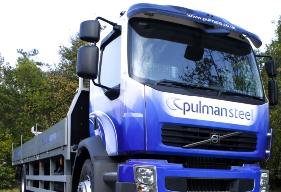 One of Pulman Steel's Fleet