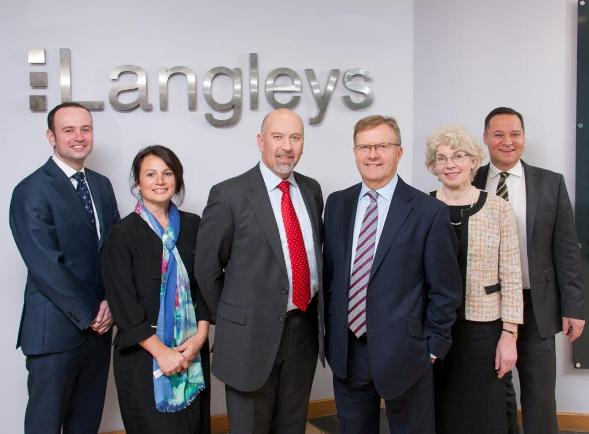 Renewables energy team Langleys York