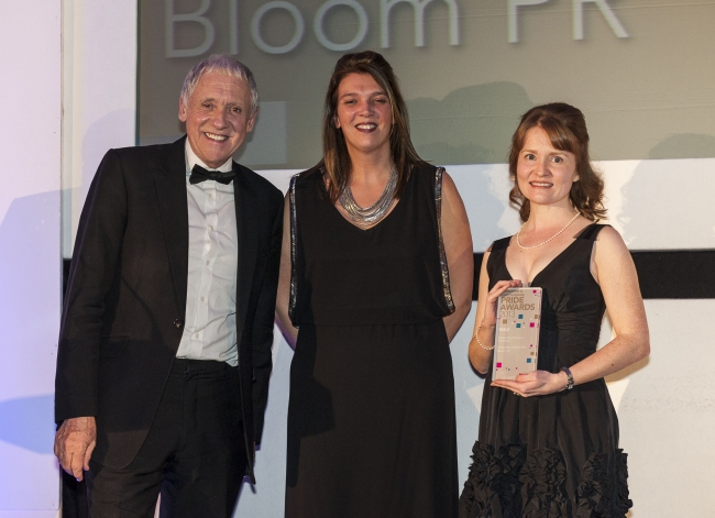 Claire Moulds MCIPR Bloom PR - Outstanding Freelance Practitioner