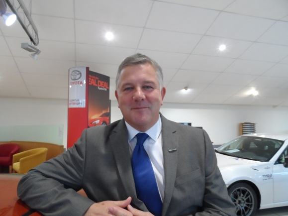 Jon Banner , Brand Director, Meridian Motor Group (2)