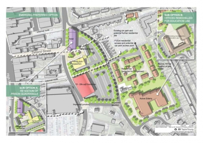 Central Northallerton Masterplan