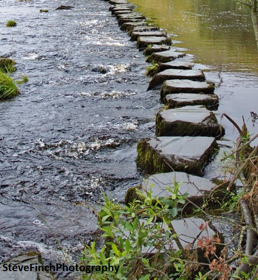 Stepping stones - Steve Finch - cropped