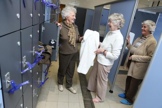 makeover for changing rooms