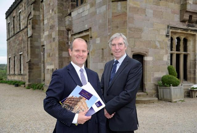 David Boulton (L) succeeded John Goodwin (R) as_head of planning in the North at Carter Jonas
