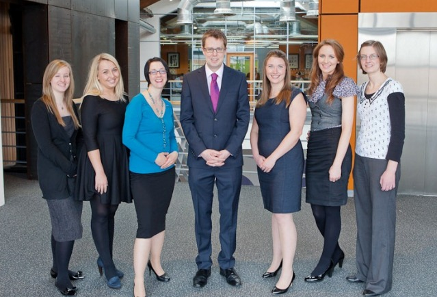 Russell Smith Chartered Accountants Round Foundry expansion