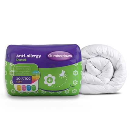 Slumberdown Anti Allergy 10.5 Tog Duvet Generic_MAIN