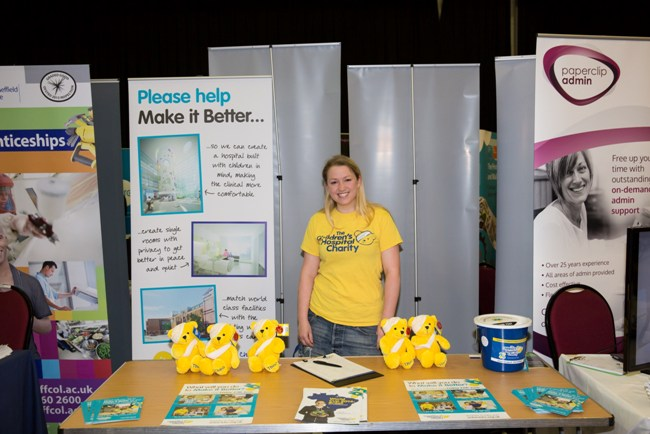 Children's Hospital Charity at Sheffex by Footprint Photography-55