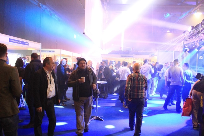 Joe Manby Limited has been appointed to provide event services for the new PLASA Focus event in Glasgow
