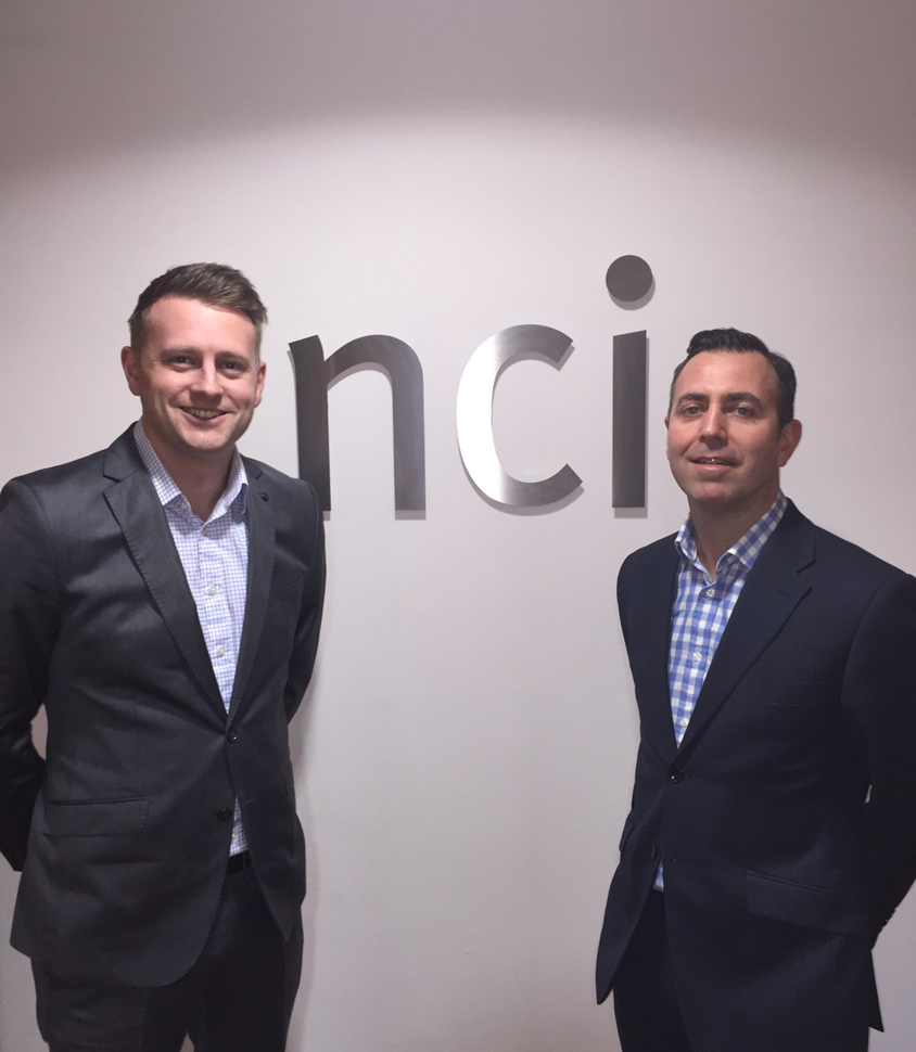 Nci Group Announce Two Senior Appointments To Expanding