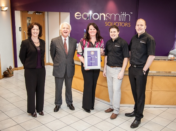 Eaton Smith Business of the Month Award