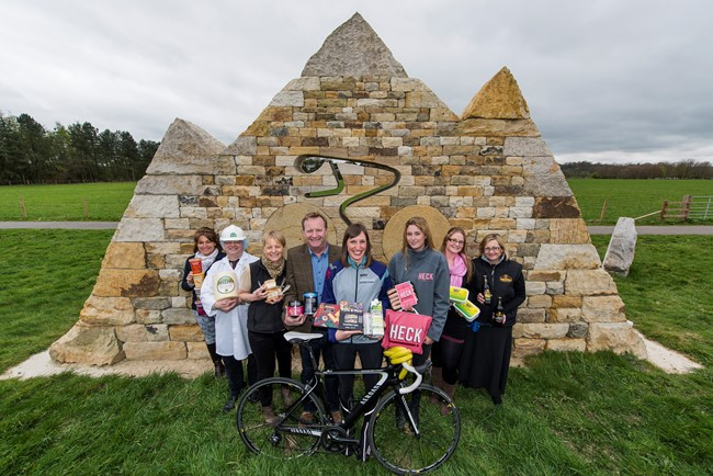 The Yorkshire Food producers who will be keeping the pedals turning at this year's Carter Jonas Pedalthon