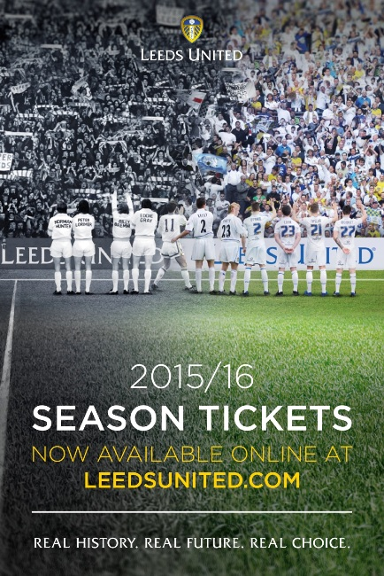 The Space People LUFC season ticket launch