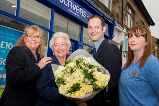 2. launch of Scrivens Horsforth