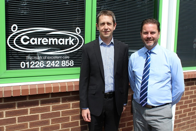Caremark directors Mark McKenning and Andrew Peace