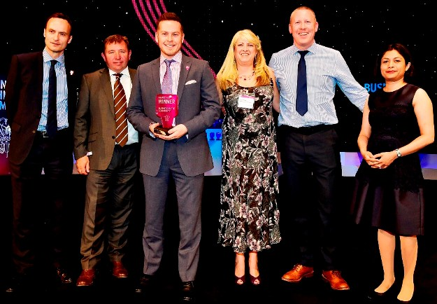 Rewarding responsible business excellence - Esh Construction