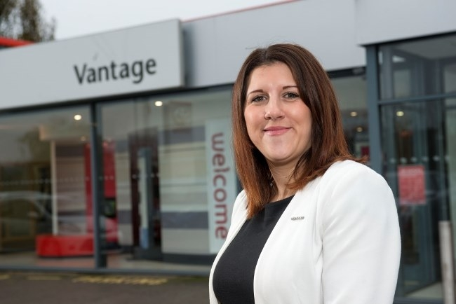 5 November 2015. Vantage Toyota, Knaresborough.