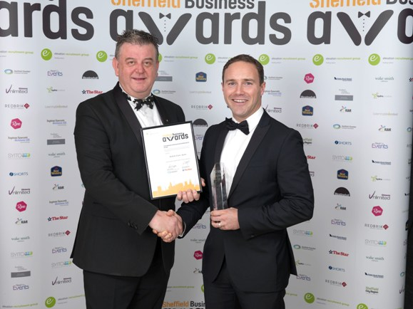 Redbrik Estate Agents winners of Small Business of the Year