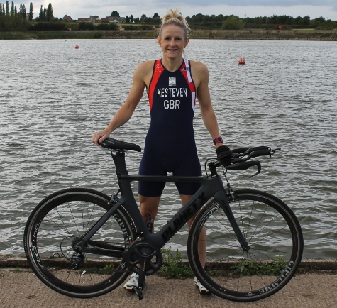Bike GB tri suit
