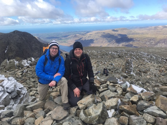 Scafell Pike Practice Walk