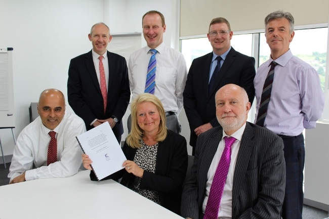 Joint Venture Unites West Yorkshire Colleges_PR photo