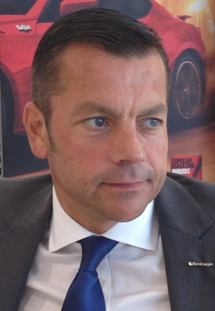 Andrew Mallory, Operations Director, Vantage Motor Group