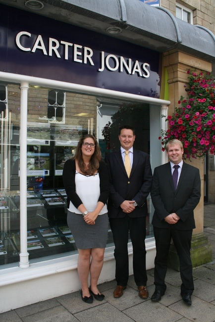 Carter Jonas northern energy team