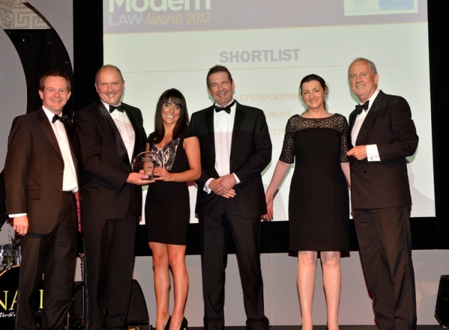 Modern Law Awards rs