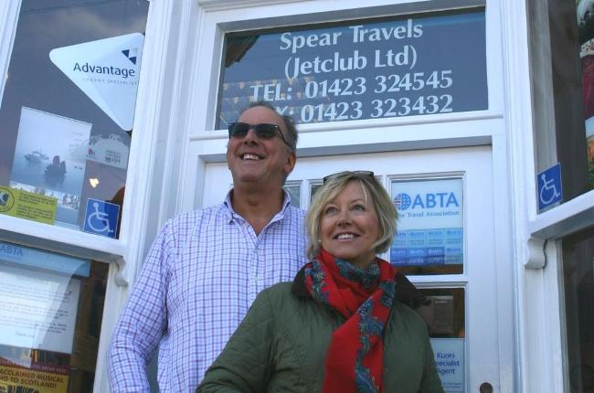 Peter & Libby, Spear Travels (1)