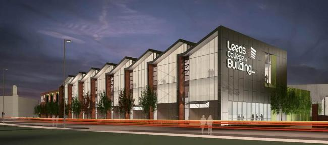 Leeds College of Building new campus