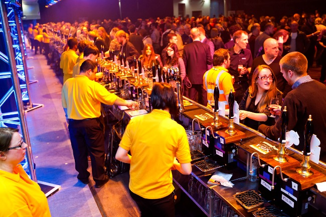 SIBA's BeerX Festival of Beer 2013 saw over 3000 punters through the doo