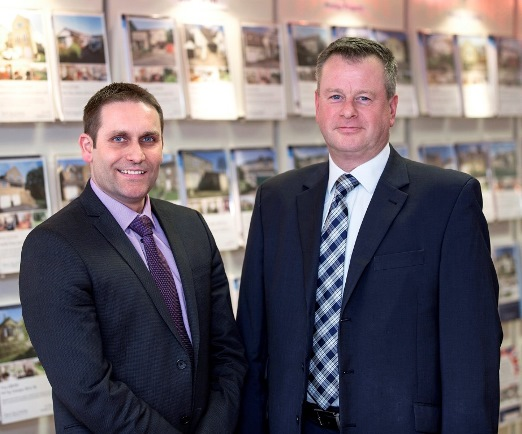 Steven and Tim promoted at Dacres
