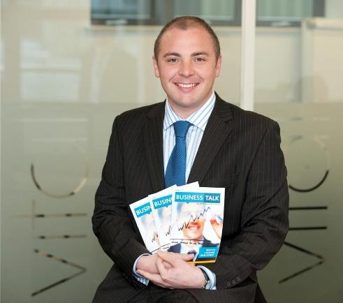 Lee Evans of Vital Network Solutions. Pic copyright - Tim Hardy Photography