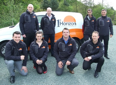 The 1st Horizon team