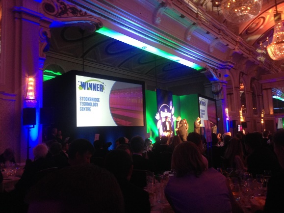 UK Grower of the Year awards