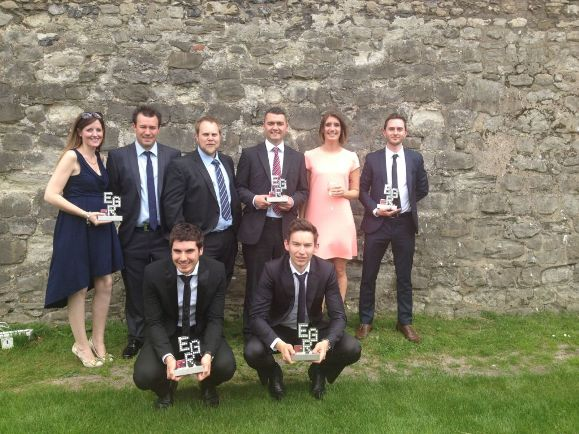 Sky Betting & Gaming team celebrate award wins