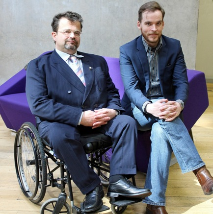 Stephen Bailey and Peter Wright of Digital Law UK