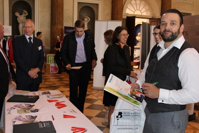 Chamber Means Business - Credit Enteprising Barnsley