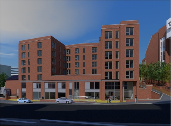 New student housing for Leeds city centre 12052016
