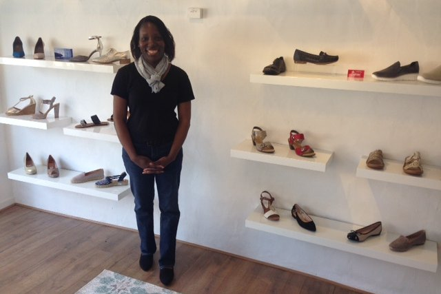 Sam Wall - Owner of Wall To Wall Shoes 2