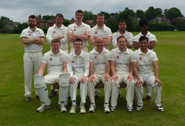 Carter Jonas sponsors Askham Bryan Cricket Club