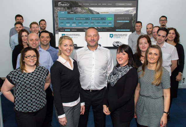 Synergy Automotive's new website fuels growth