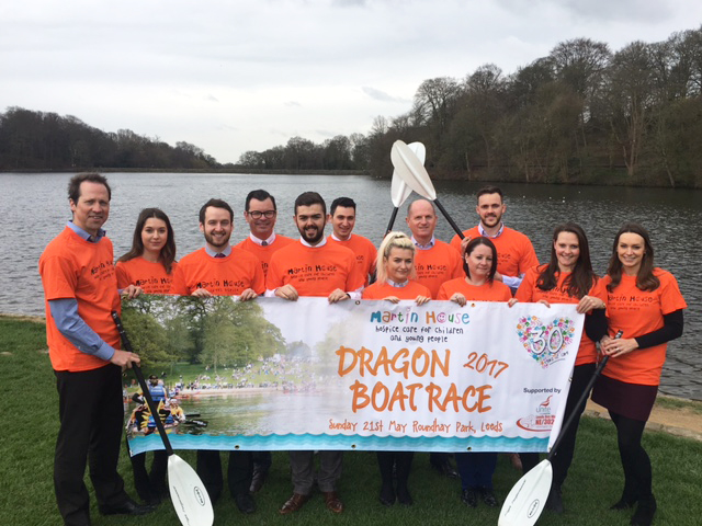 Thirteen colleagues from Linley & Simpson are roaring into action at Roundhay Park in Leeds