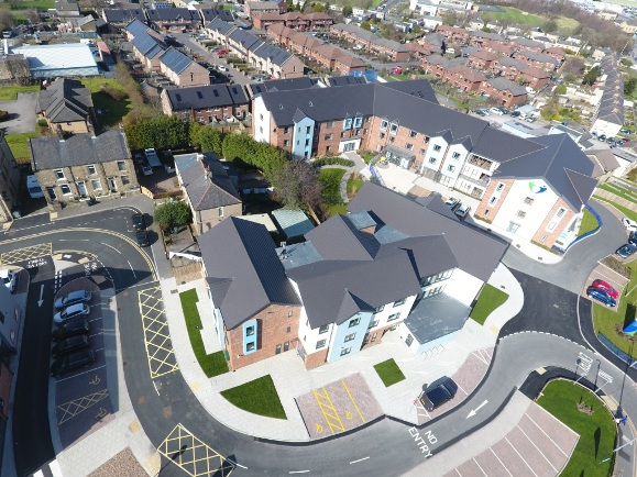 Castlehouse Completes Fully Occupied Bradford Community
